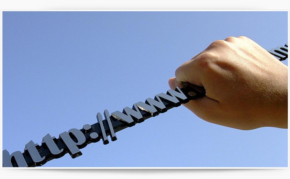 Registro de dominios .com, .net., .com.ar, .tv, .info, etc...