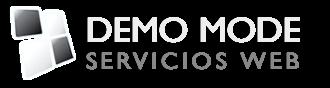Servicios Web, Hosting, Diseño y Programación | Demo Mode